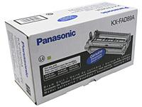 Оригинальный драм-картридж Panasonic KX-FAD89A7 (10000 стр., черный)