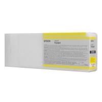 Оригинальный картридж EPSON T6364 (700 мл., желтый)