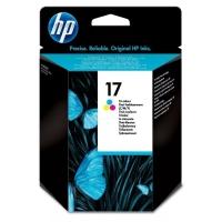 Оригинальный картридж HP C6625A (трехцветный, 15 мл.) (декабрь 2017 года)