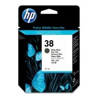 Оригинальный картридж HP C9412A (3200 стр., черный матовый) (октябрь 2017 года)