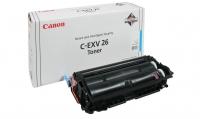 Оригинальный тонер-картридж CANON C-EXV26 C (6000 стр., голубой)