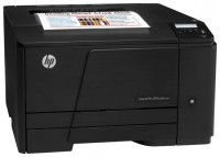 Принтер лазерный HP LaserJet Pro 200 Color M251n (CF146A)