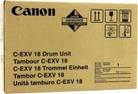 Оригинальный барабан CANON DU C-EXV18 (26900 стр., черный)