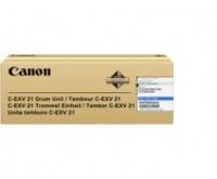 Оригинальный барабан CANON DU C-EXV21 C (53000 стр., голубой)