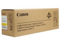 Оригинальный барабан CANON DU C-EXV21 Y (53000 стр., желтый)