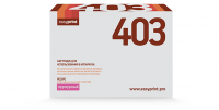 Картридж EasyPrint HP CE403A (LH-403) (6000 стр., пурпурный) с чипом